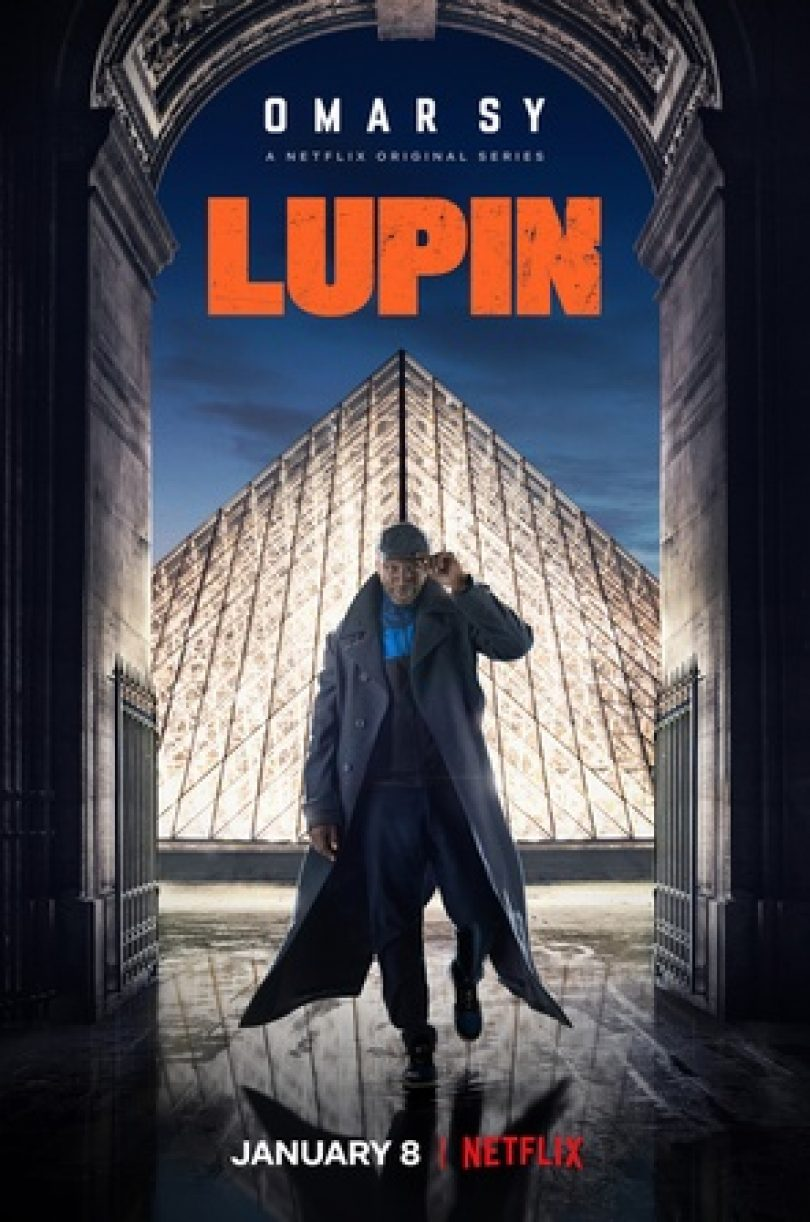 Lupin Temporada 1 [1080p] [Latino-Frances-Ingles]