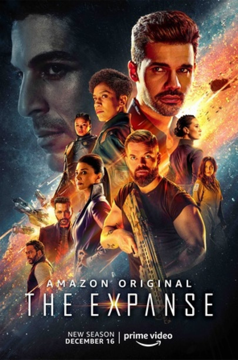 The Expanse Temporada 5 [1080p] [Latino-Ingles]